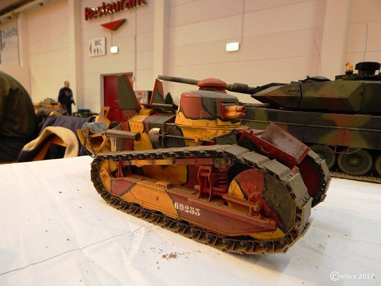 Renault FT 17 Lipper Modellbautage 2017