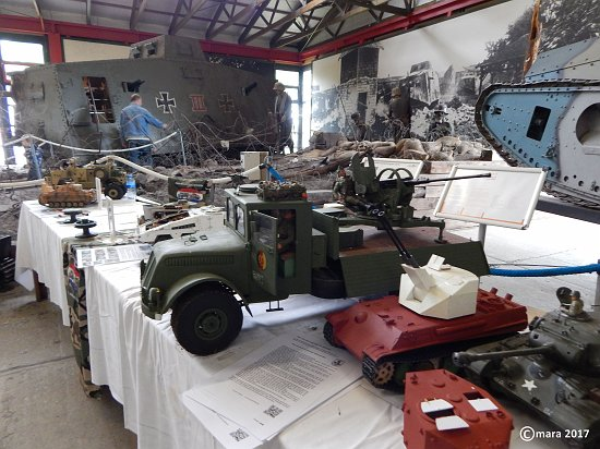 21. Internationale Militärmodellbauausstellung Munster 2017